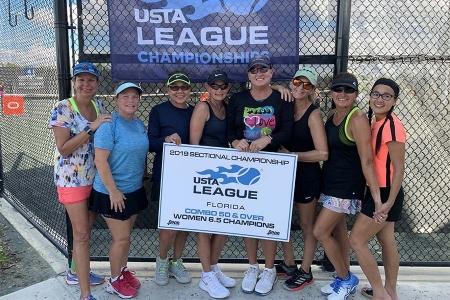 6.5 Women's Champions: Escambia