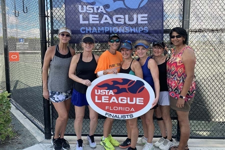 6.5 Women's Finalists: Alachua