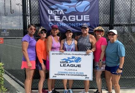 7.5 Women's Champions: Escambia