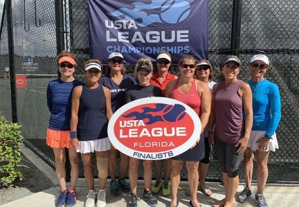 7.5 Women's Finalists: Polk
