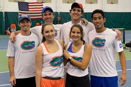 Gold Bracket Finalists UF-B