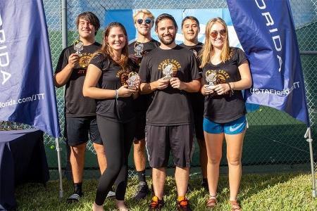18U Yellow Ball Winners: Spruce Creek