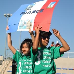 Members of Team France