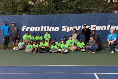 Team Challenge at Frontline Outreach in Orlando