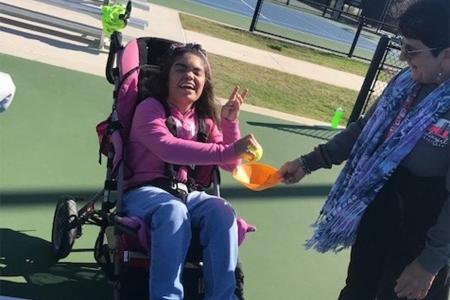 2019 NEC Wheelchair Master Kids Day
