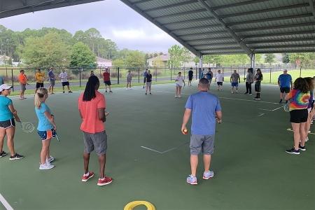 PE Teacher Training in St. Johns County