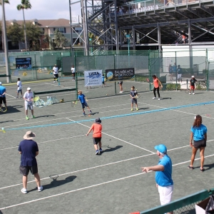 Kids and Family Day at the 2019 Delray Beach Open