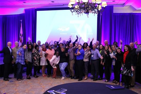 USTA Florida Leadership Academy Participants and Mentors