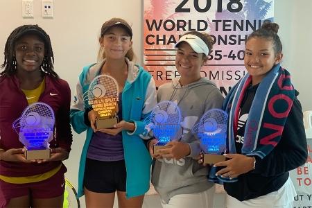 Miami Splitz Champions and Finalists