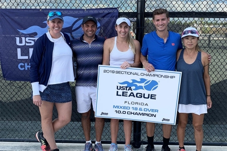 Mixed 10.0 Champions: Orange-Seminole