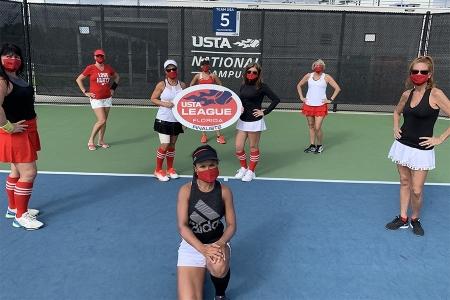 Women's 3.0 Finalists: Orange-Seminole
