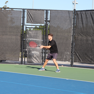 Tim Gaccione at the 2019-20 USTA Florida 'Tennis on Campus' Sectional Championships