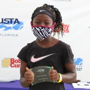 Chernor Abie Barrie (Girls' 5th Place overall, Northeast Bracket winner)