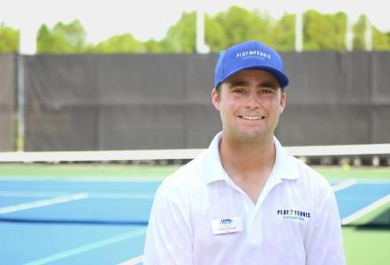 Travis Tressler, New Head Pro at the Fort Walton Beach Tennis Center