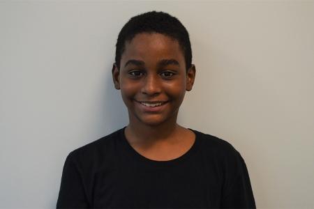 Boys 11-12: Elysian Rivera, MaliVai Washington Youth Foundation