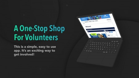 Volunteer Aces Online Platform