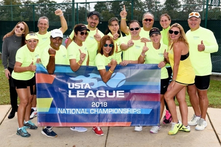 Gonzalez's 6.0 Mixed squad advanced to Nationals in 2018