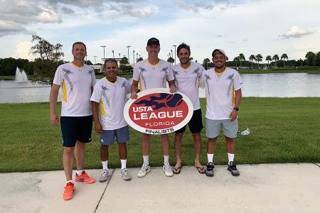 Men's 5.0 Finalists: Miami-Dade