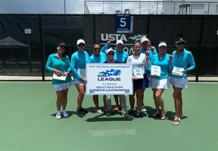 Women's 3.0 Winners: Miami-Dade