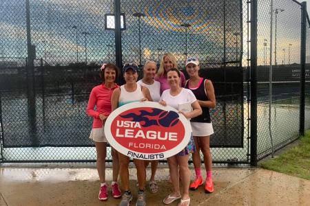 Women's 5.0 Finalists: Orange/Seminole/Lake