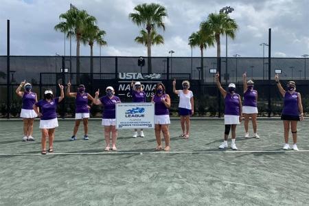 Women's 7.0 Winners: Pinellas