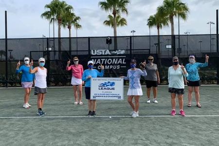 Women's 8.0 Winners: Pinellas