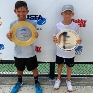 Boys' Winner - Daniel Osipenko, 2nd - Michael Rybak