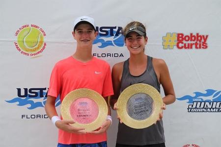 Mixed 18ss Winners: Tygen Goldammer, Sophia Webster