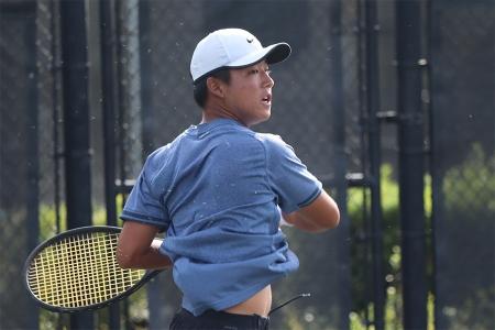 Boys' 18s Winner: Jonathan Irwanto