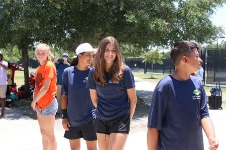 14U Intermediate Division Finalists: Florida Tennis Center
