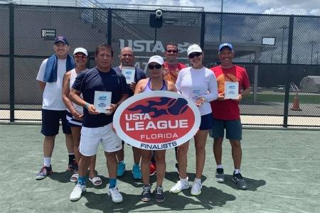 Mixed 7.0 Finalists: Orange/Seminole/Lake