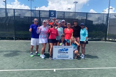 Mixed 8.0 Winners: Pinellas