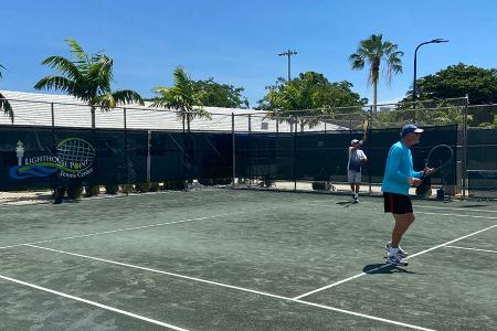 Lighthouse Pointe Tennis Center (photo credit: Greg Moussette)