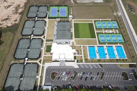 SVB Wellness and Tennis Center (photo credit: Nicholas Walton)