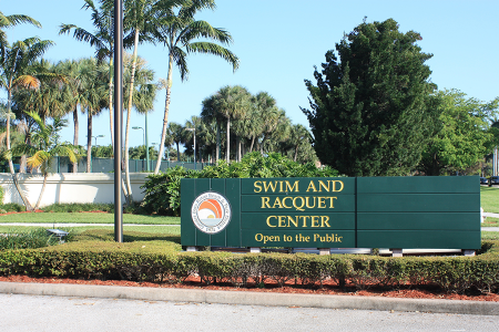 The Swim and Racquet Center