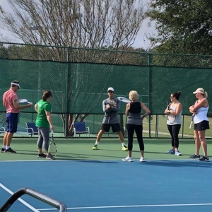 Love to Learn at Roger Scott Tennis Center