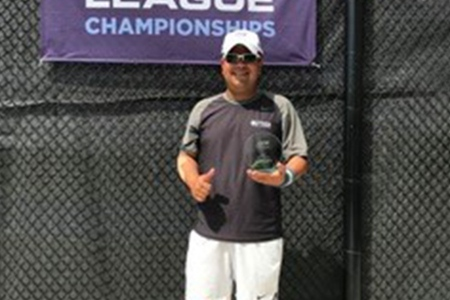 Pedro Estrada at USTA Leagues