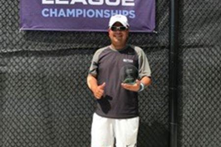 Pedro Estrada at USTA Leagues