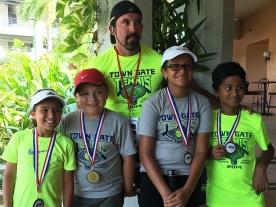 11-14U Novice Finalist - TownGate Tennis