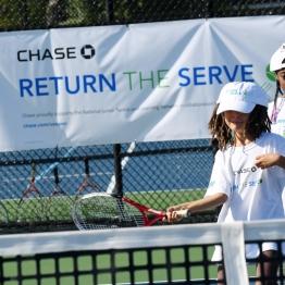 """Chase """"Return the Serve"""" – Jacksonville, FL"""