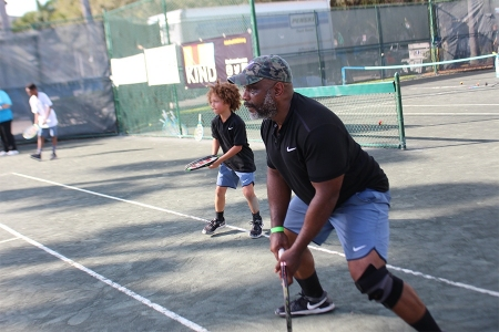 Net Generation Kids & Family Day at 2019 Delray Beach Open