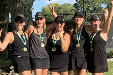 Women's 7.5 Division Winners