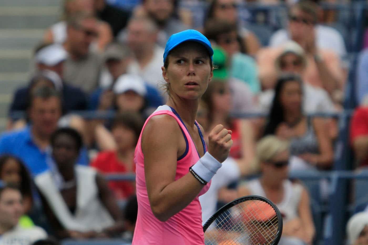 Friday Tennis Blog: US Open Buzz, Player Throws Down ...Varvara Lepchenko Matches
