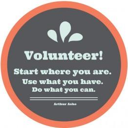 volunteer arthur ashe