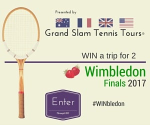 Wimbledon sweepstakes