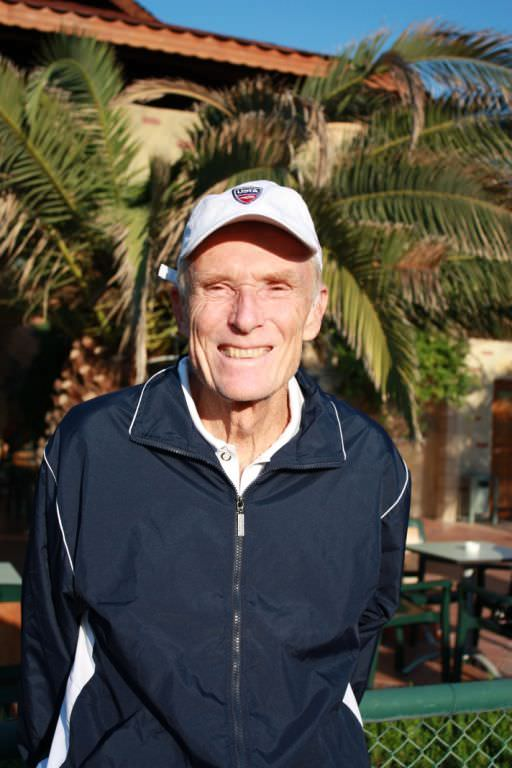 van senior singles The us open men's singles championship is an annual tennis tournament that is part of the us open van horn, welby welby van horn: 6–4, 6–2, 6–4: 1940.