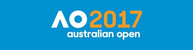 2017 Australian Open Resut