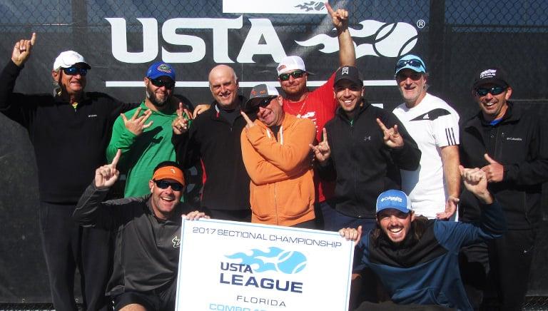 Tallahassee Wins 3rd Year Straight at USTA Florida Combo 18