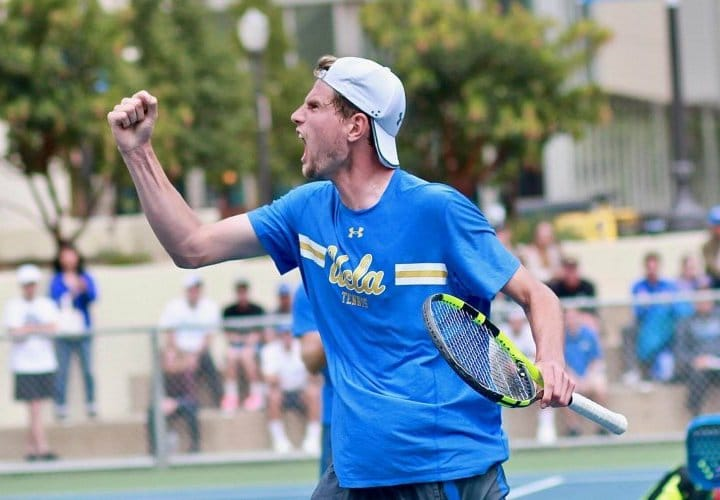 Unseeded Cressy Wins $25K USTA Pro Circuit Tennis Stop in