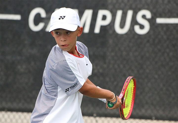 Orlando's Lee, Ormond Beach's Osipova Capture USTA Florida 'Bobby Curtis' Green Ball Section Tennis Titles